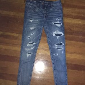 American Eagle Size 8 jeans